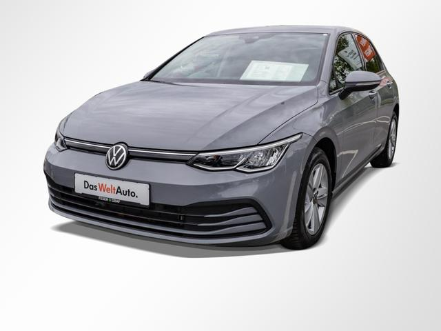 Volkswagen Golf - 1.5 TSI Life LED ACC Navigationssystem