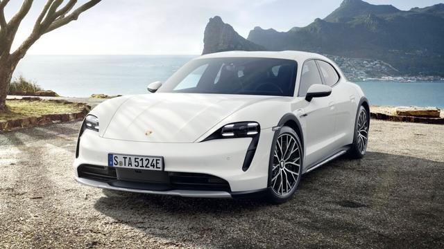 Porsche Taycan - 4 Cross Turismo (476PS)  LED   Parkassistent   PCM