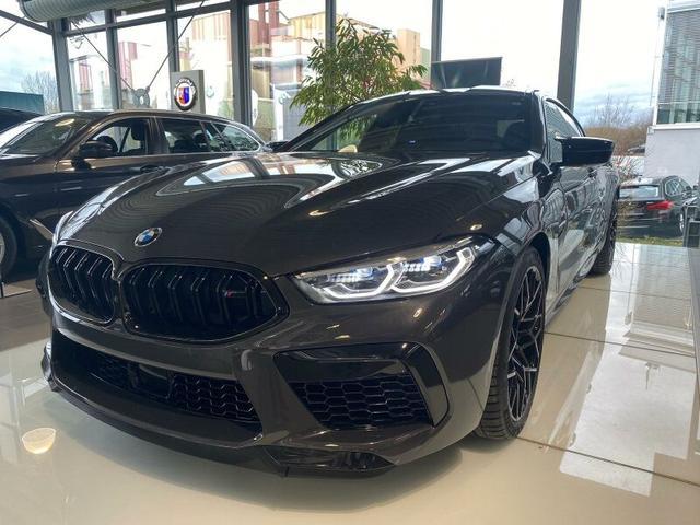 BMW M8 Competition Gran Coupé xDrive *VORFÜHRWAGENSP
