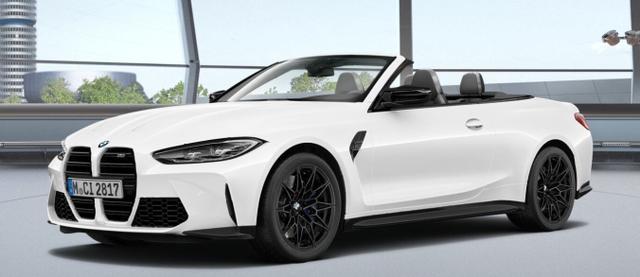 BMW M4 Cabrio COMPETITION MxDrive +NEU2021+
