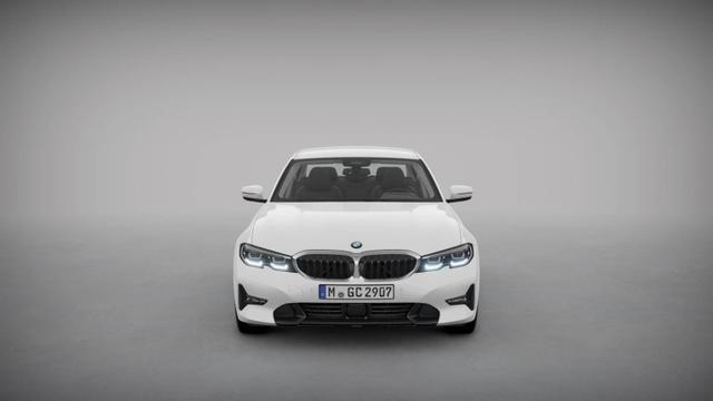 BMW 3er - 320d xDrive Limousine EURO6 Sport Line HiFi LED Komfortzg.