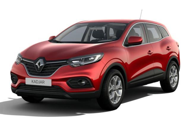 Renault Kadjar - ZEN TCe 140 GPF PDC vo/hi Keyless