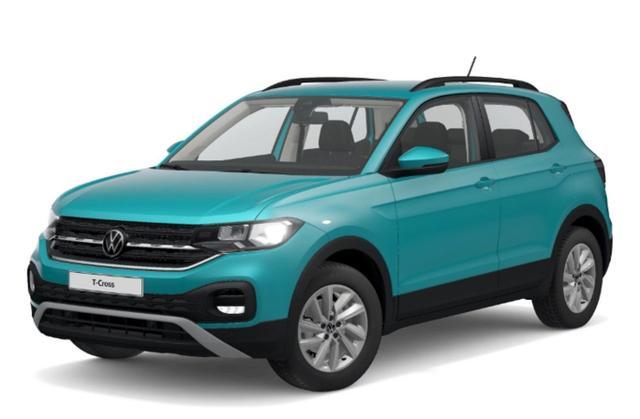 Volkswagen T-Cross - 1.0 TSI 110 Life SHZ AAC Kam PDC MFL
