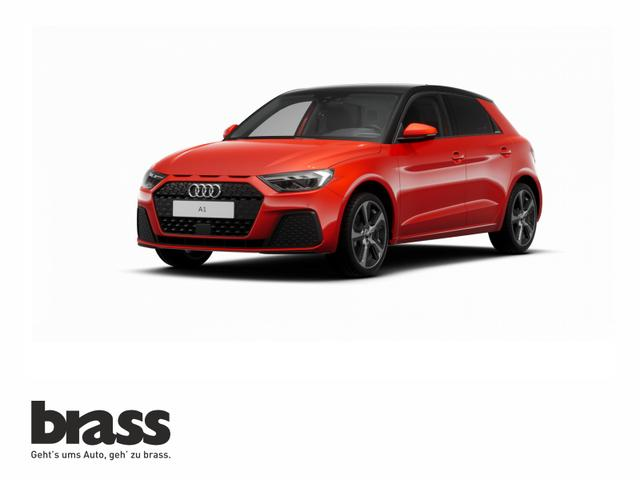 Audi A1 - 30 Sportback 1.0.TFSI basis (EURO 6d)