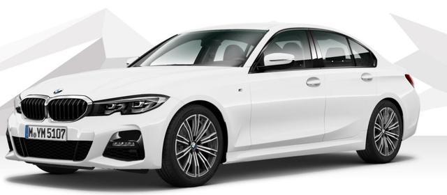 BMW 3er - 318i Lim.  M-PAKET LED   NAVI LIVE COCKPIT