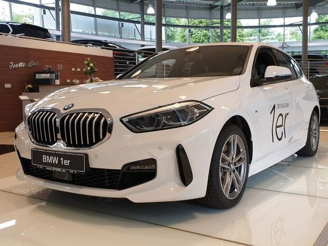 BMW 1er 118i M Sport NAVI_LED +inkl. Wartung im Leasing+