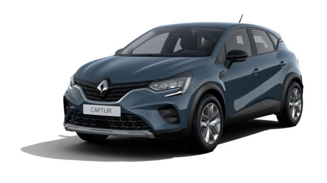 Renault Captur - ZEN TCe 90 FreiSprech VZ-Erk