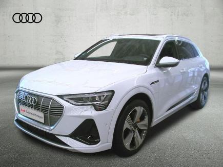 Audi e-tron - 55 qu S line/AHK/Pano/ACC/B&O/21/Kameras