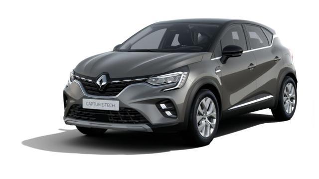 Renault Captur - Intens E-TECH PLUG-IN SchiebeD inkl. Förd.