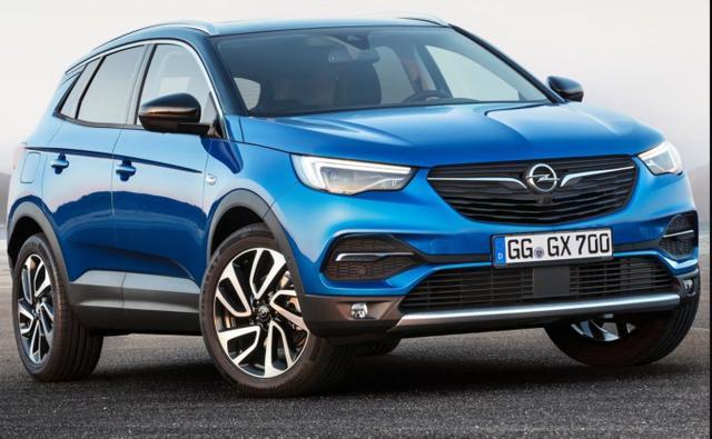 Opel Grandland X - 1.5 130 Innovation Nav Park&Go LED