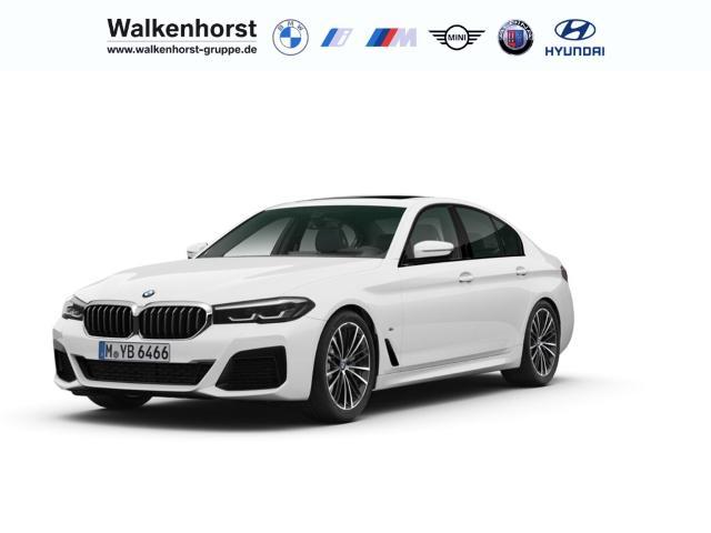 BMW 5er 520 d M Sport Mild Hybrid EU6d LED Navi Klima Keyless Kurvenlicht HUD