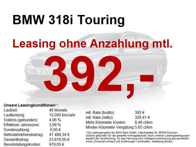 BMW 3er Touring 318i