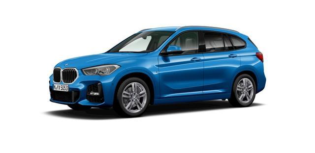 BMW X1 18i sDr M Sport Navi LED DKG AHK Parkassist