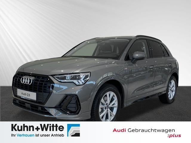 Audi Q3 - S line 35 TFSI 110(150) kW(PS) tronic  S-li