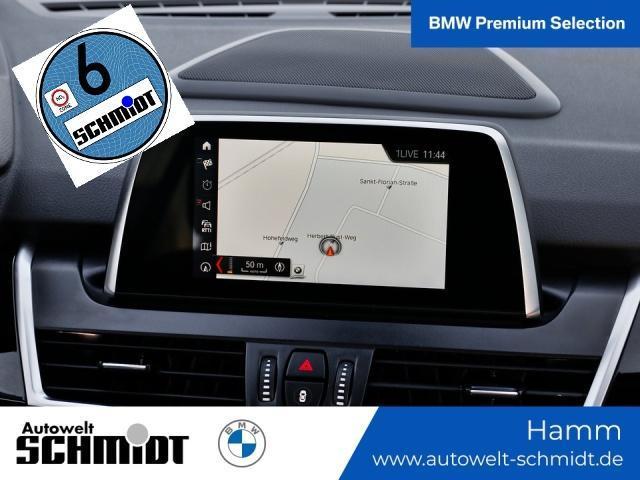 BMW 2er Gran Tourer 218 Sport Line 7-Sitzer 0Anz=249,-!