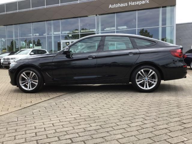 BMW 3er 320 Gran Turismo d xDrive Sport Line EU6d-T Aut LED Navi PDC Klima