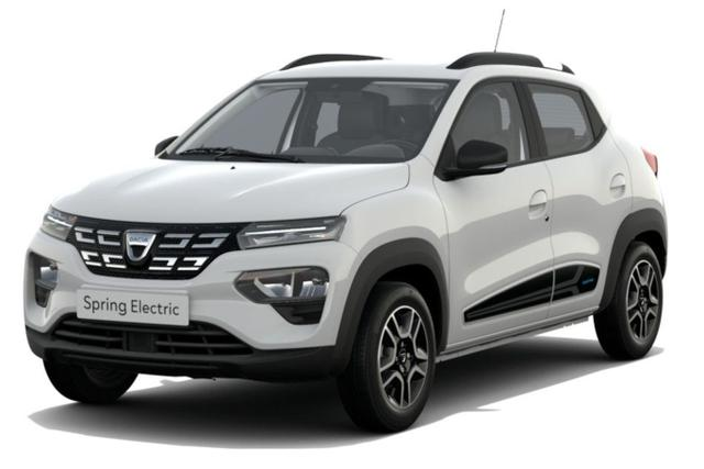 Dacia Spring - ELECTRIC Comfort inkl. Förd.