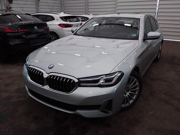 BMW 5er 530d xDr Luxury Line Leder ACC LiveCockpit HuD
