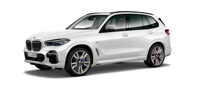 BMW X5 M50d Laser ACC HuD AHK Parkassist+