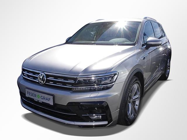 Volkswagen Tiguan Highline R-Line 2.0 TDI DSG ACC/PDC/AHK