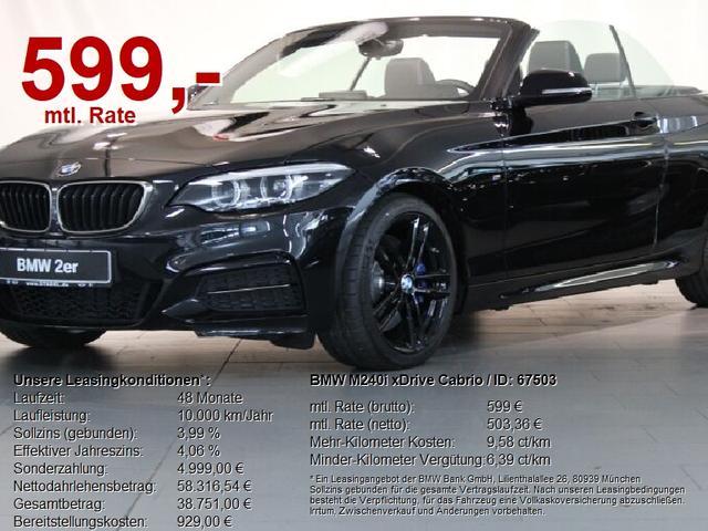 BMW M2 - M240i xDrive Cabrio