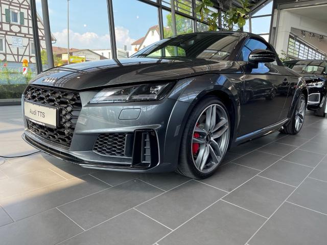 Audi TTS - Roadster TFSI Quattro S-Tronic Navi LED LM