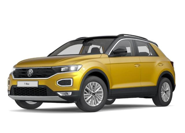 Volkswagen T-Roc - 1.5 TSI 150 DSG Style LED PDC AppCo ACC