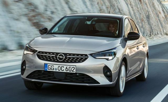 Opel Corsa - F 1.2T 100 GS-Line  Aut. Park&Go Klima
