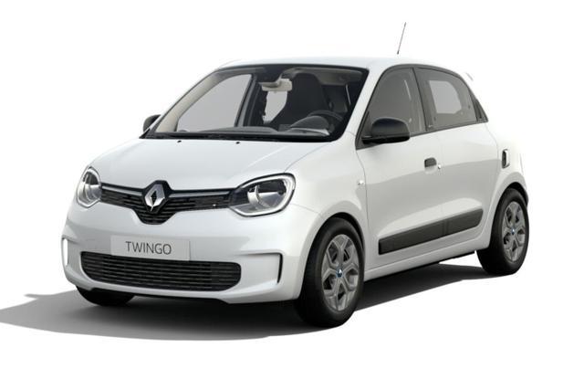 Renault Twingo - Electric LIFE inkl. Förd.