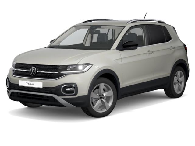Volkswagen T-Cross - Style 1.0 l TSI OPF 81 kW (110 PS) 6-Gang  Eroberungsaktion