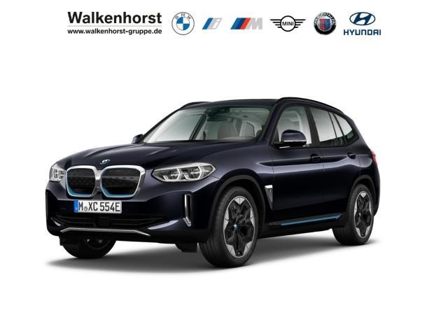 BMW iX3 - Impressive Leder LED Navi adap e-Sitze HUD ACC