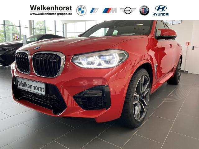 BMW X4 M Leder LED Navi Keyless Kurvenlicht HUD ACC Parklenkass.
