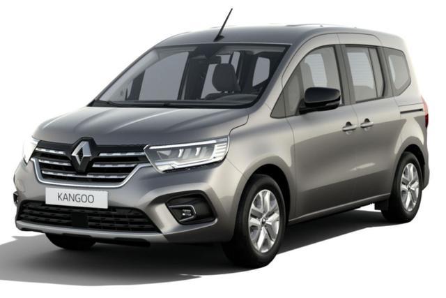 Renault Kangoo - PKW EDITION One TCe 100 VZ-Erk getönteSch