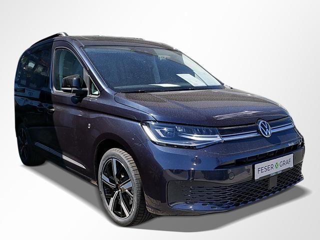 Volkswagen Caddy Move 2.0l TDI LED/Navi/AHK