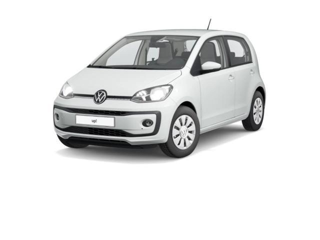 Volkswagen up! - 1.0l TSI 5-Gang Winterpaket/DAB /Klima/Radio