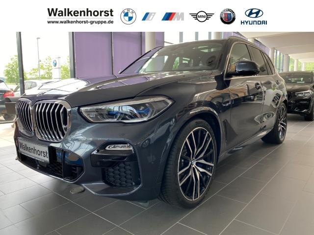 BMW X5 xDrive40i LED StandHZG Kurvenlicht HUD Parklenkass. Panorama Fernlichtass. PDCv+h LED-Tagfahrlicht