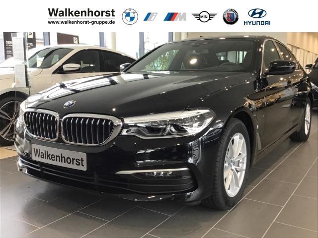 BMW 5er - 530 e EU6d-T Navi HUD LED PDC Sitzheizung Rückfahrkamera
