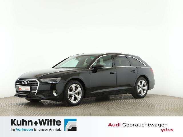 Audi A6 Avant - 45 TDI Quattro Sport  Aktion AHK Panora