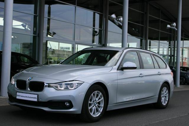 BMW 3er - 320d Eff. Dyn. Edition LED. Navi. Sportlenkung.