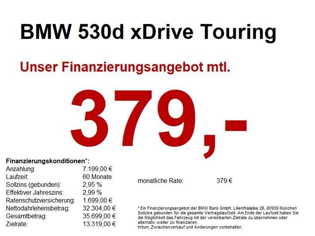 BMW 5er - 530d xDrive Touring M Sportpaket