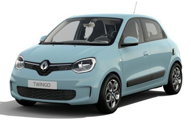 Renault Twingo - ELECTRIC ZEN SchiebeD inkl. Förd.