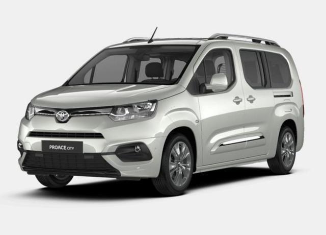Toyota Proace City - Verso 1.5D 130 Executive L2 Nav SHZ