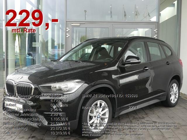 BMW X1 - sDrive18d SH.PDC