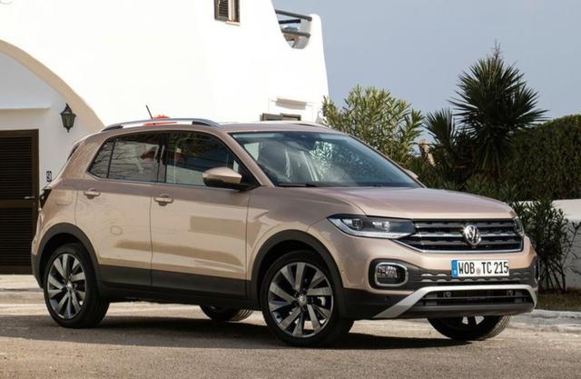 Volkswagen T-Cross - 1.0 TSI 110 DSG Life AppCo AAC PDC