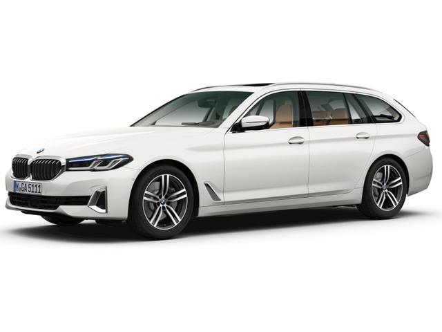 BMW 5er - 520i Tour. Panorama Drive/Park-Assist Navi HiFi