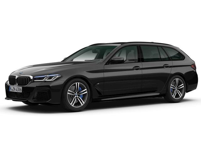 BMW 5er 520d Touring Luxury Line Head-Up HiFi DAB Alarm