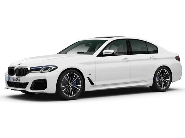 BMW 5er 530e iPerformance Limousine Luxury Line Head-Up