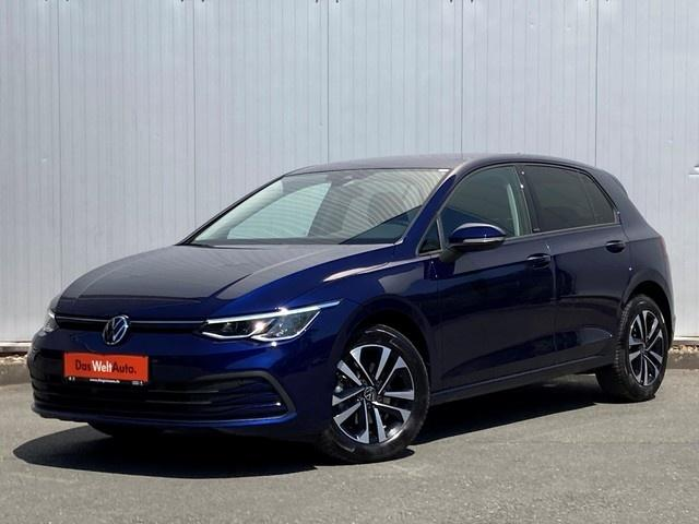 Volkswagen Golf - VIII 1.5 TSI United Navi LED App-Connect