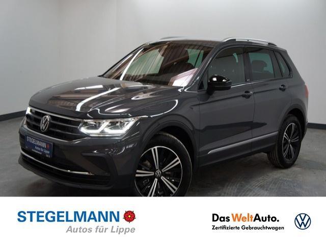 Volkswagen Tiguan - 2.0 TDI DSG United LED 18Zoll Navi ACC AID