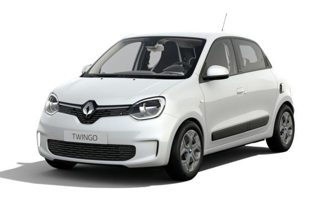Renault Twingo - ELECTRIC ZEN SHZ inkl. Förd.